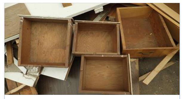 27 idee geniali con il riciclo di vecchi cassetti - Recupero mobili vecchi ...