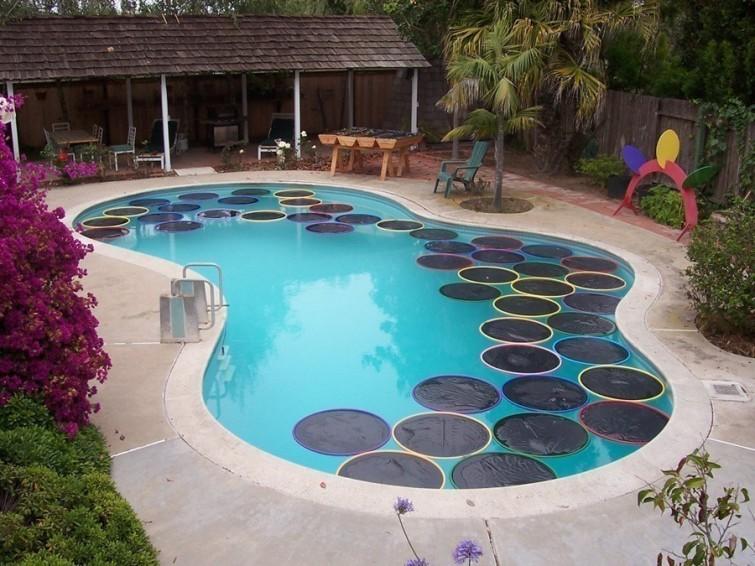 Ecco a voi un geniale fai da te come riscaldare gratis una piscina per tutto l 39 anno - Riscaldare casa in modo economico ...