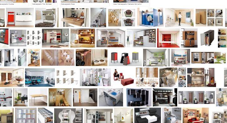 Volete recuperare spazio in casa 25 soluzioni e idee for Soluzioni spazio casa