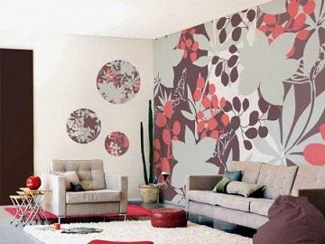 ecco come abbellire le pareti di casa con gli sticker. la n°8 vi ... - Come Abbellire Le Pareti Di Casa