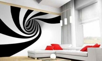 Ecco come abbellire le pareti di casa con gli sticker la - Disegni decorativi per pareti ...