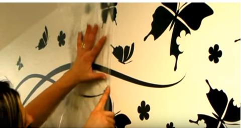 Ecco come abbellire le pareti di casa con gli sticker la for Abbellire le pareti