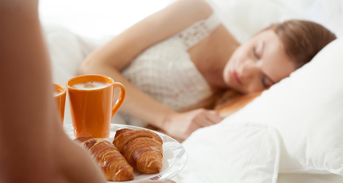 12 cose molto intime che fanno solo le persone davvero - Colazione al letto ...