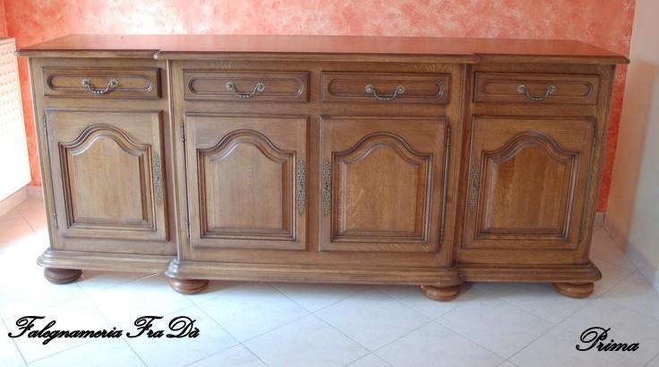 Come trasformare dei vecchi mobili in oggetti da design - Dipingere vecchi mobili in legno ...