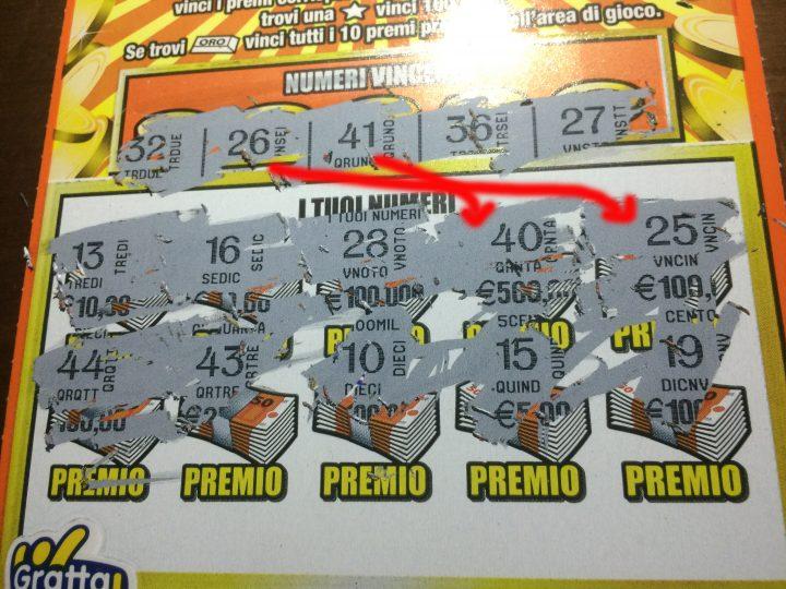Numeri per vincere al lotto