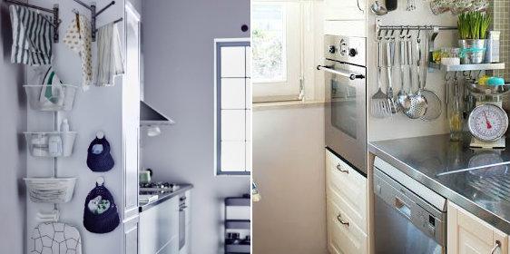 Il lato nascosto dei nostri mobili da cucina davvero prezioso ecco 18 idee per sfruttarlo nel - Mobili prezioso ...